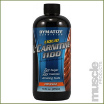 Carnitina Liquida 16 Onz 1100 De Dymatize En Muscleproducts