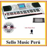 Teclado Electronico Con Entrada Usb Piano Con Sencibilidad