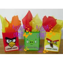 Sorpresas Infantiles De Angry Birds