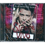 Alejandro Sanz - Sirope Vivo Cd+dvd Nuevo