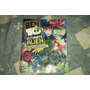 Album De Ben 10 Ultimate Alien Sticker Album (lleno)