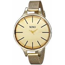 Nuevos Modelos Relojes Xoxo Originales