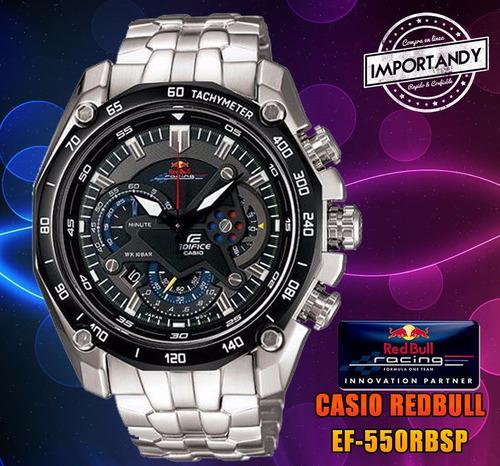 Reloj Venta Edifice 2015Compra Y Bull 550rbsp Ef Edition Casio Red rhsdtQ