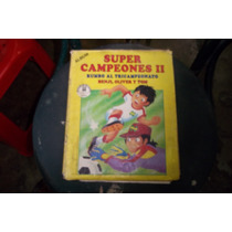 Antiguo Album Supercampeones 2 (completo)