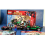 Lego Super Heroes Spiderman Cycle 237pza. Marvel Niños