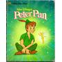 Peter Pan Little Golden Book Cuento En Ingles