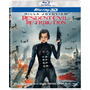 Blu Ray Resident Evil 5:retribution En 3d-2d - Stock - Nuevo