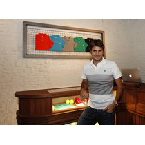 Polo Nike Modelo Pinwheel [m] Rooger Federer & Rafa Nadal