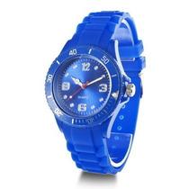Reloj Silicona/ Pulsera Colores
