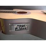 Guitarra Electroacustica Importada Eq. De 4 Bandas