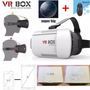 Lentes Realidad Virtual 3d Cardboard Para Celulares