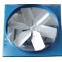 Extractor De Aire, Ventilador Industrial, Motor 1 Hp