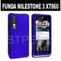 Funda Case Duro Motorola Milestone 3 Droid 3 Xt860 Protector