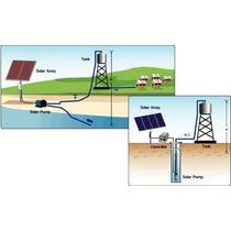 Termas Y Bombas De Agua Solares (paneles Solares)