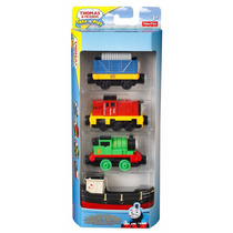 Tren Thomas Take N Play Pack Percy Salty Fisher Price