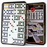 Set De Domino Doble 9 Puntos De Color .
