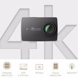 Xiaomi Yi 2 4k Action Cam 12mp Wifi Touch Versión Usa