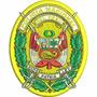 Pnp Policía Nacional Del Perú Parche Bordado 7x9cm Promoción