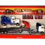 Mc Mad Car Camion Transportador Coleccion Majorette 1:60