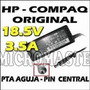 Cargador Hp 2133 Mini Laptop 18.5v 3.5a 65 Watts P/ Aguja