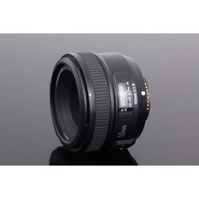 Lente Yongnuo Yn 50mm F1.8 Nikon