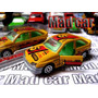 Mc Mad Car Ford Escort Auto De Coleccion Majorette 1:64