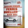 Hot Wheels / Pontiac Fiero 1984/ Ferris Bueller´s Day Off