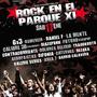 Poster Rock En El Parque Lima 2009