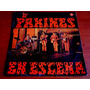 Los Pakines En Escena (1975) Portada Lp