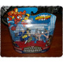 Marvel Super Hero Squad Wolverine & Spiral