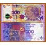 Argentina Billete 100 Pesos Argentinos Completamente Nuevo