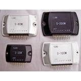 Circ Integrados Ta-40w S-40w, S-80w, S-100w Y S-200w Sanken®