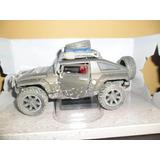 Perudiecast Maisto Dirt Riders Hummer Hx Concept 2008 1:24