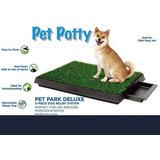 Baño Ecologico Para Perros Grande - 63 X 51 X7 Cm