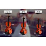 Violin Importado, Accesorios, Fino Acabado 4/4 3/4 1/2 1/4