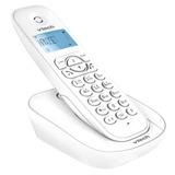 Teléfono Digital Inalámbrico Vtech Vt220w, 2.4 Gh Blanco