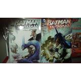 Batman. Fantasmas. Ecc Comics. X2 Tomos