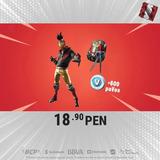 Fortnite Golpe Rojo Pack De Inicio 600 Pavos Dota Store Perú