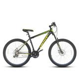 Bicicleta Best De Aluminio Mtb Baldur Plus Aro 27.5 Negro