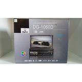 Autoradio Digitel Con Pantalla Retractil Tv Dg-1060d
