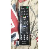Control Remoto Tv Televisor  Sony Bravia Netflix Original