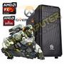 Cpu Gamer Fx 6300 Ram 8gb Disco 1tb Video Rx 4 Gb Ddr5