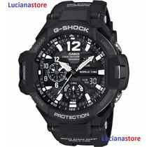 Reloj Casio G-shock Ga-1100-1a-aviador - 100% Original Ztr