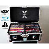 Case Para 120 Discos De Vinilo De 45,  Dvd, Videojuegos