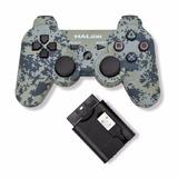 Gamepad Inalambrico Halion 3011wpup Camuflado Td Surco Wilso