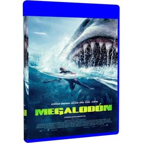 Megalodon - The Meg (2018) Película Fullhd Digital