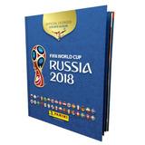 Panini Album Tapa Dura Russia 2018 Mundial Figuritas