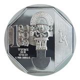 Moneda Unc Tumi De Oro 2010 Riqueza Y Orgullo Del Perú Cch