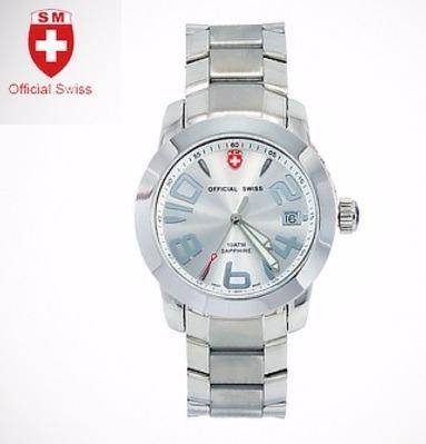 d2d2e151127e Reloj Official Swiss® Para Hombre