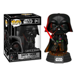 Funko Pop Darth Vader Star Wars Luces Sonido (superfanzone)